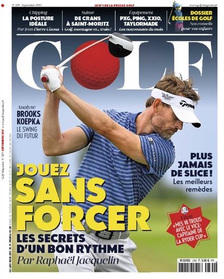 Golf Magazine - Septembre 2017