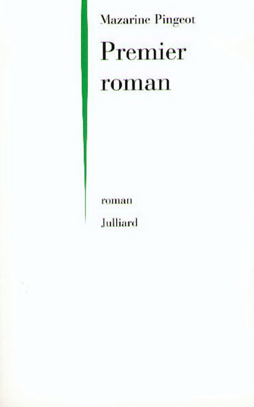 Premier roman