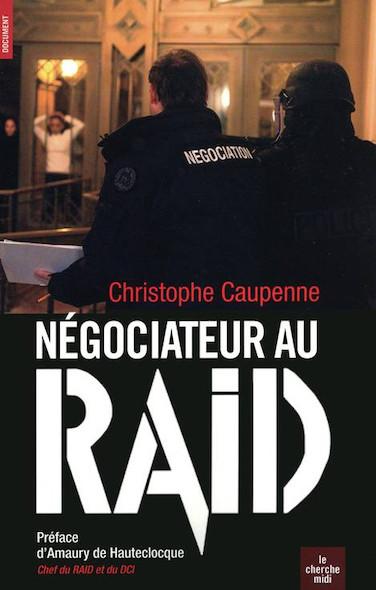 Négociateur au Raid