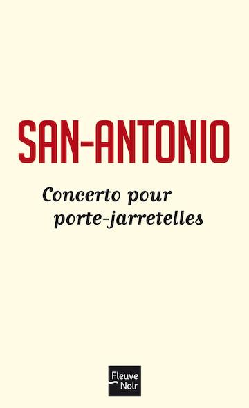 Concerto pour porte-jarretelles