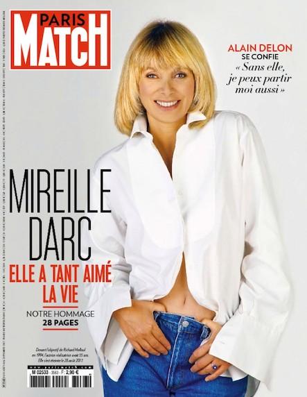 Paris Match N°3563 Août 2017