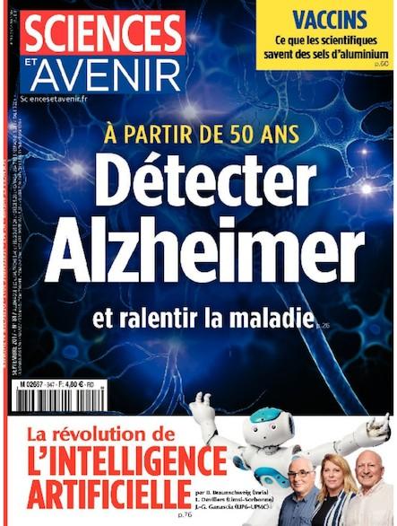 Sciences et Avenir - Septembre 2017