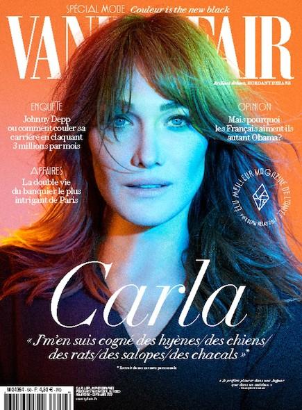 Vanity Fair - Septembre 2017