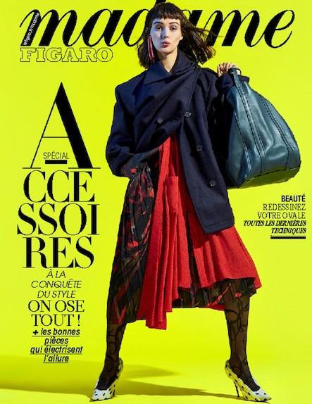 Madame Figaro - Septembre 2017 N°2
