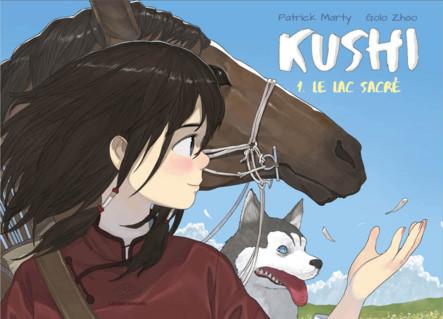 Kushi - 1 Le lac sacré