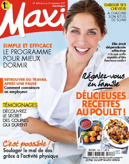 Maxi   Septembre 2017   N°1610