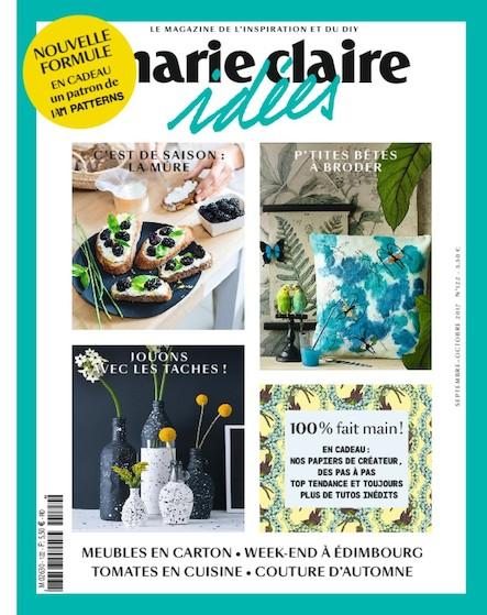 Marie Claire Idées - Septembre / Octobre 2017