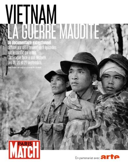 Paris Match - HS Vietnam, la guerre maudite Septembre 2017