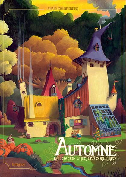 Automne - Une saison chez les sorcières