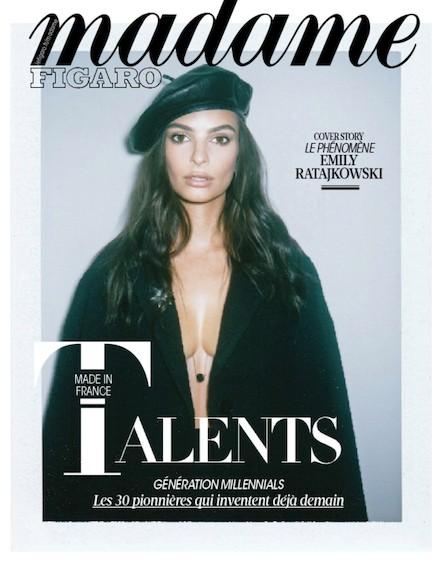 Madame Figaro - Septembre 2017 N°3
