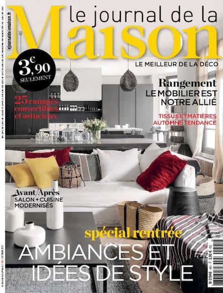 Le Journal de La Maison - Octobre 2017