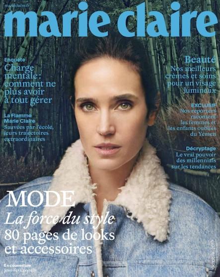 Marie Claire - Octobre 2017