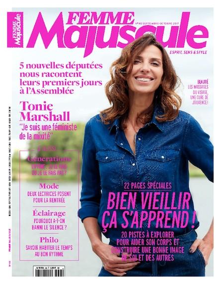 Femme Majuscule N°40 - Septembre / Octobre 2017