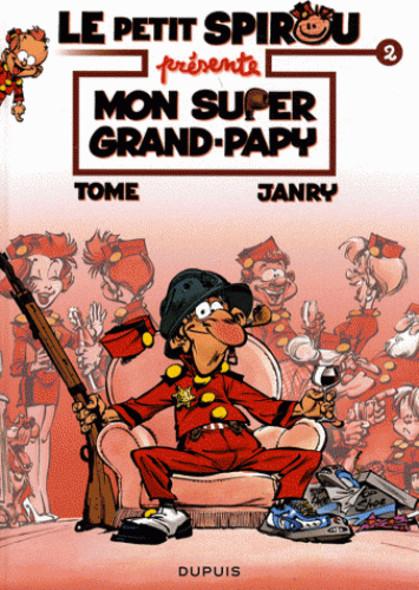 Le Petit Spirou présente : Mon super Grand-Papy