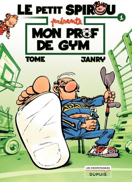 Le Petit Spirou présente : Mon prof de gym