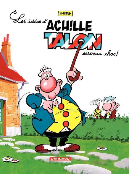 Idées d'Achille Talon, cerveau choc (Les)