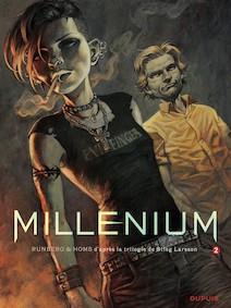 Millenium T2   Sylvain, Runberg