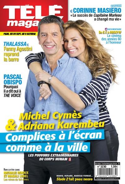 Télé magazine - 2/6 Octobre 2017