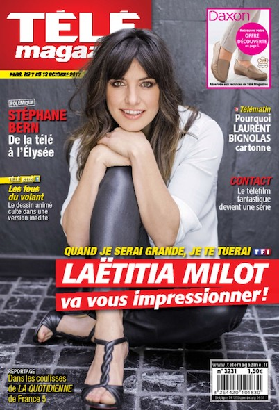 Télé magazine - 9/13 Octobre 2017