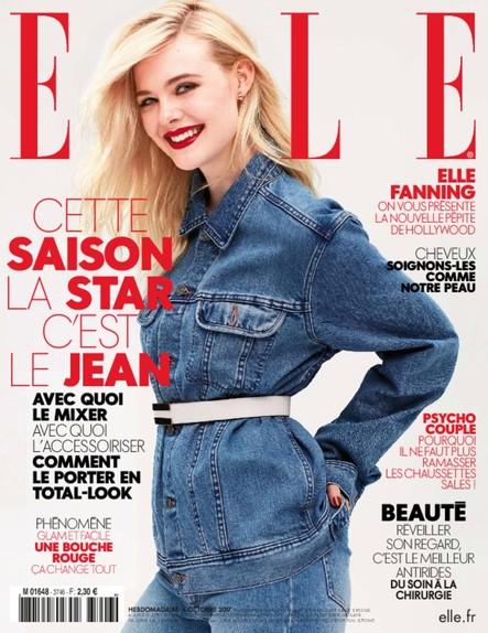 Elle - Octobre 2017 N°1
