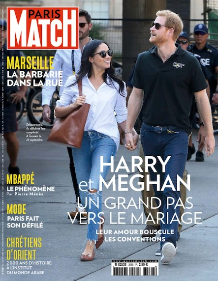 Paris Match N°3568 Octobre 2017