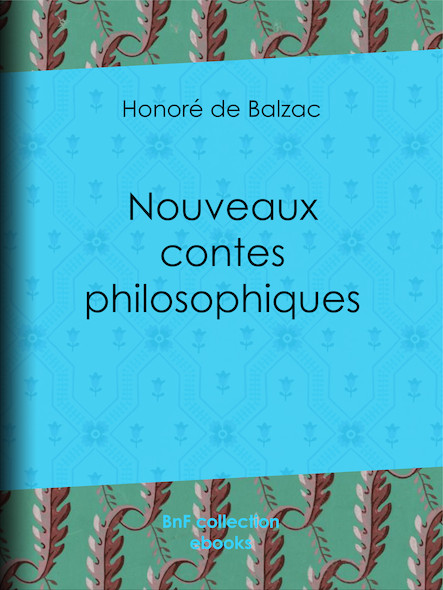 Nouveaux contes philosophiques