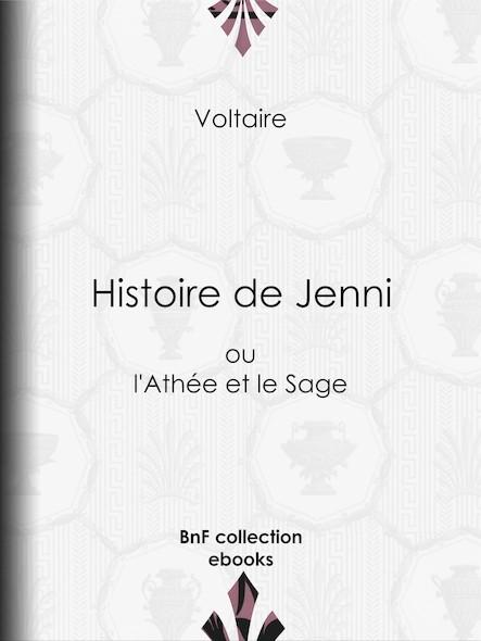 Histoire de Jenni - ou l'Athée et le Sage