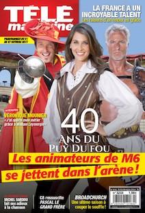 Télé magazine - 23/27 Octobre 2017  |