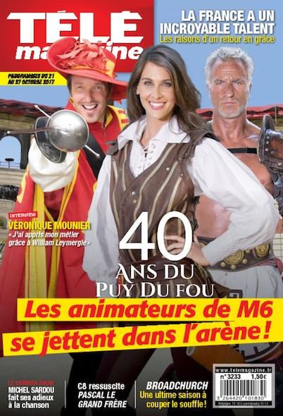 Télé magazine - 23/27 Octobre 2017
