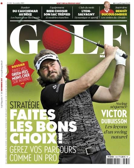 Golf Magazine - Novembre 2017