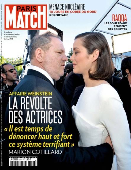 Paris Match N°3570 Octobre 2017