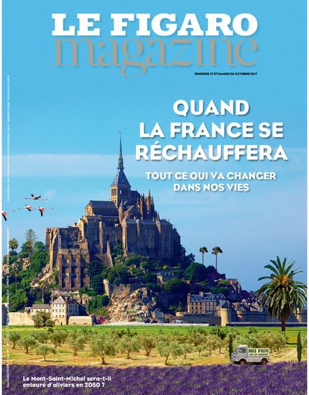 Le Figaro Magazine - Octobre 2017 : Quand la france se réchauffera
