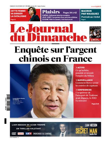 Journal Du Dimanche - 29 Octobre 2017