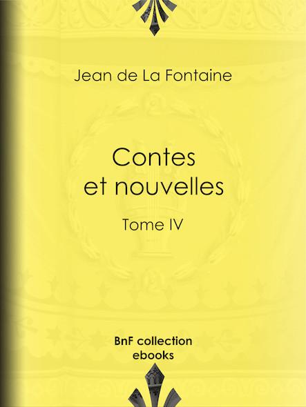 Contes et nouvelles IV