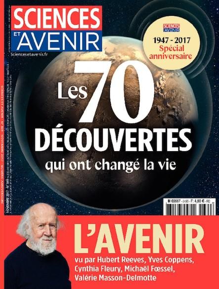 Sciences et Avenir - Novembre 2017