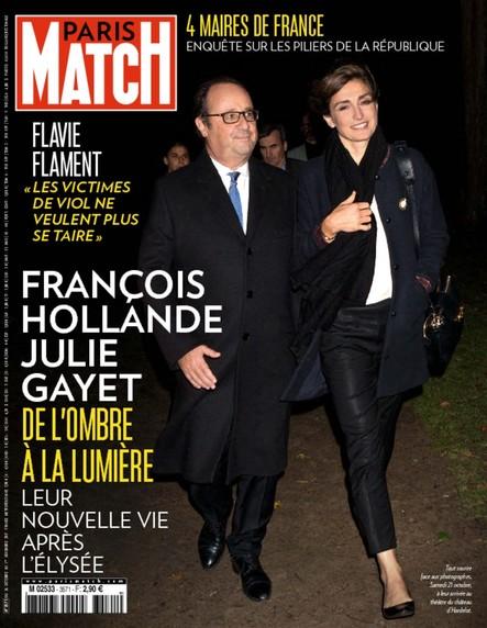Paris Match N°3571 Octobre 2017