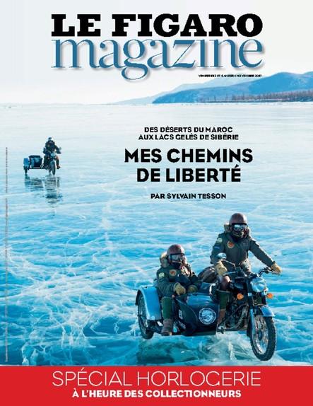 Le Figaro Magazine - Novembre 2017 : Mes chemins de liberté
