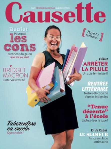 Causette 81 - Septembre 2017