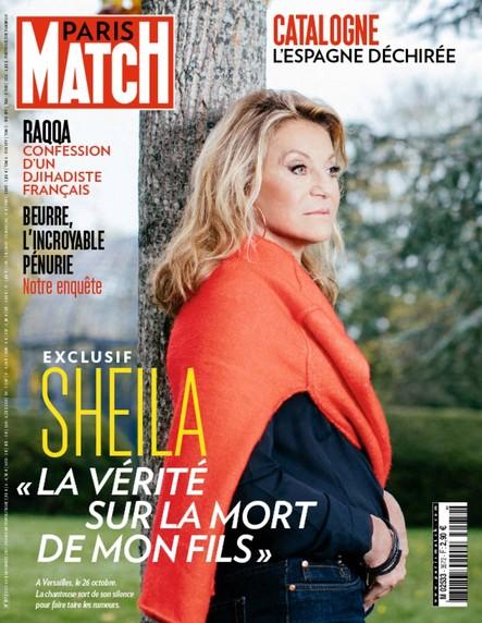 Paris Match N°3572 Novembre 2017