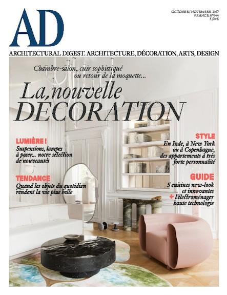 Architectural Design - Octobre / Novembre 2017