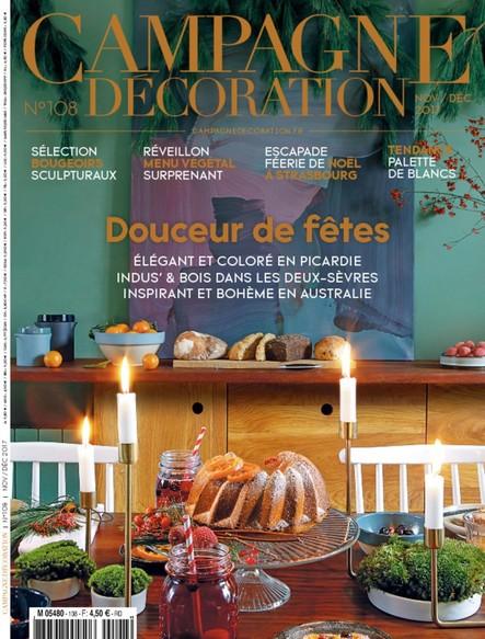 Campagne décoration - Novembre / Décembre 2017