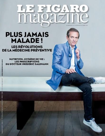 Le Figaro Magazine - Novembre 2017 : Plus jamais malade !