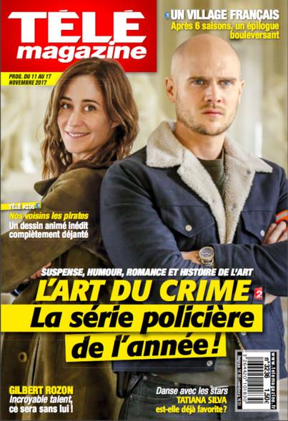 Télé magazine - 13/17 Novembre 2017