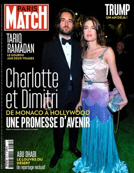 Paris Match N°3573 Novembre 2017