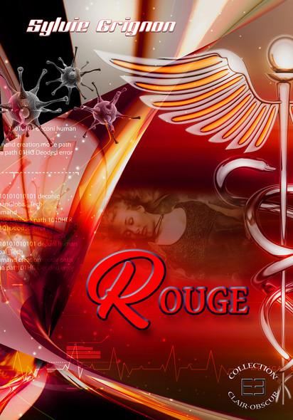 Rouge : Les enquêtes de l'inspecteur Bourgnon, T1
