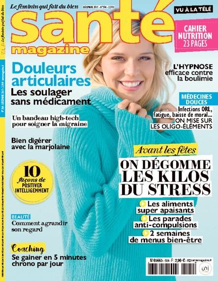 Santé Magazine - Décembre 2017