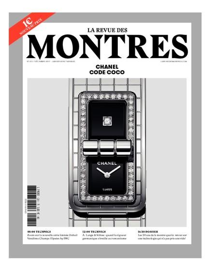 Revue des Montres N°231 - Décembre 2017 / Janvier 2018
