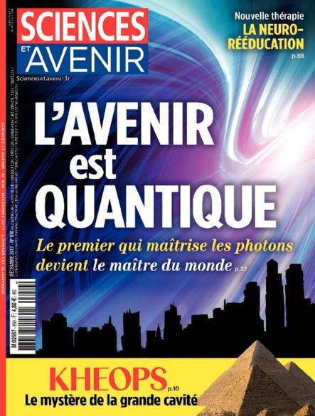 Sciences et Avenir - Décembre 2017