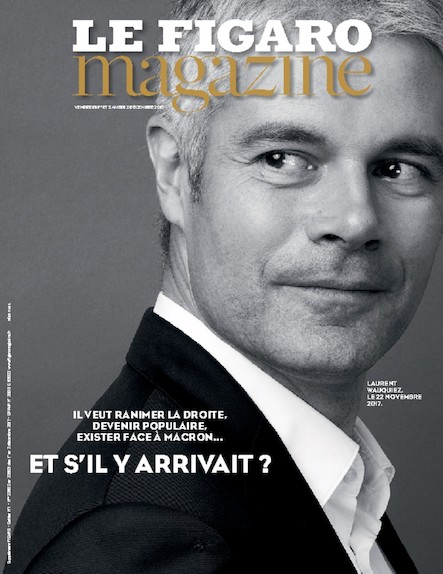 Le Figaro Magazine - Décembre 2017 : Et s'il y arrivait ?