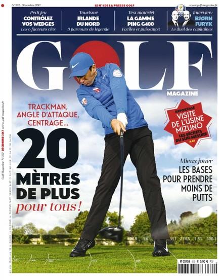 Golf Magazine - Décembre 2017